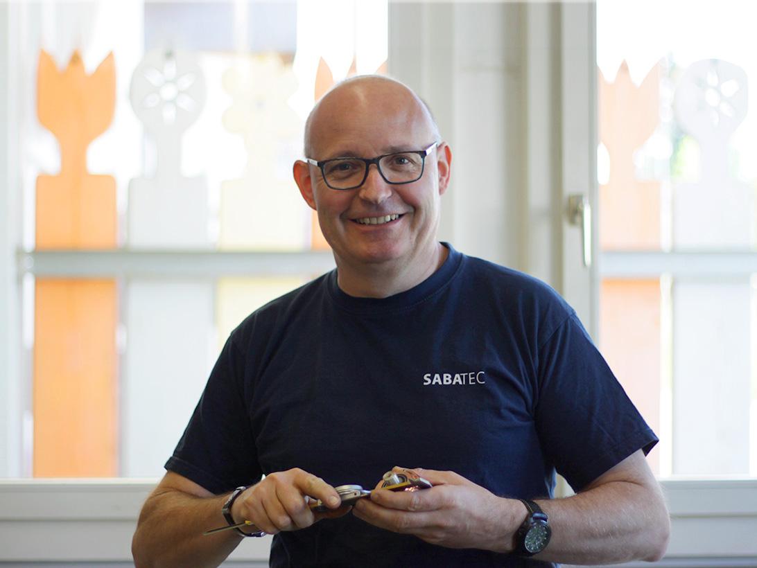 Sabatec GmbH _ Marcel Keller